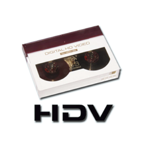 Digitalización HDV a MP4